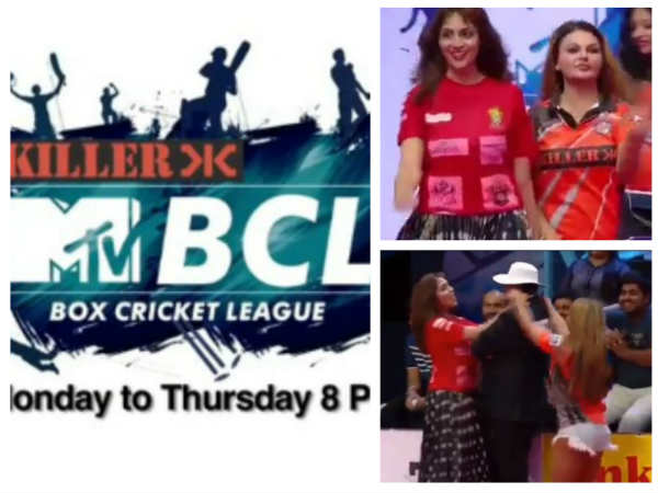 Box Cricket League: FULL ON ENTERTAINMENT! Arshi Khan & Rakhi Sawant Challenged To Seduce Umpire!