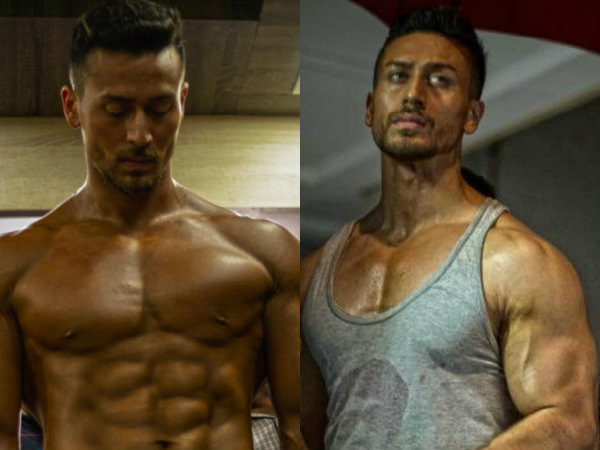 Tiger Shroff Body Hairstyle Baaghi 2