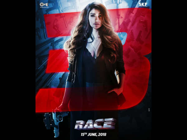 Race 3: Salman Khan Introduces Daisy Shah As 'Sizzling Sanjana'