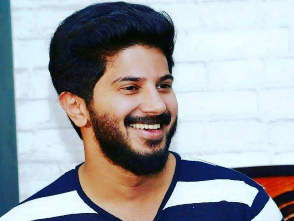 Dulquer Salmaan About This Picture