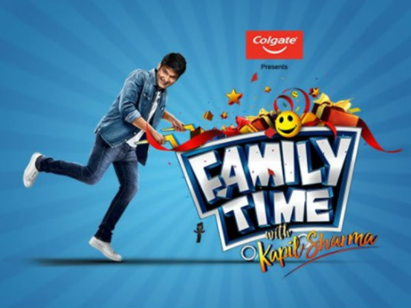 Family Time With Kapil Sharma's Cast