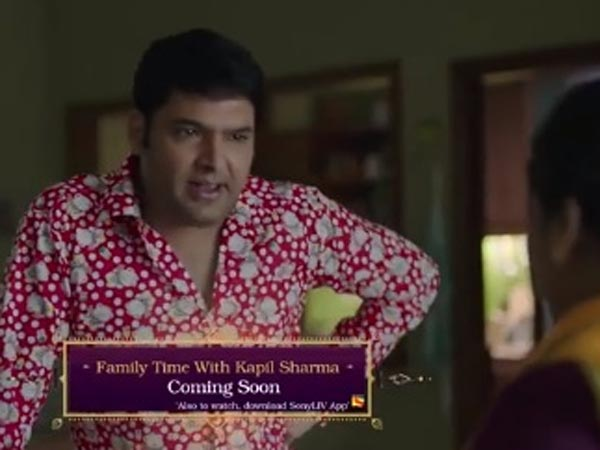 Why Kapil Cancelled The Shoot?