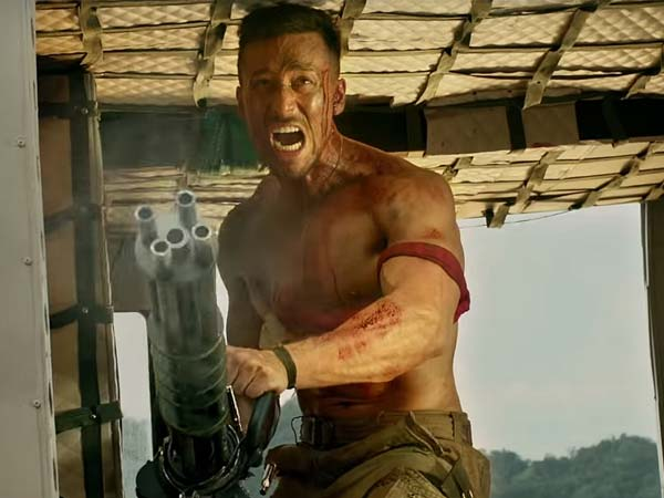 Tiger Shroff's Baaghi 2 Upgrades Action Sequences To A Whole New Level!