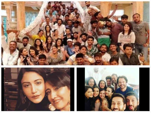 Ishqbaaz Completes 500 Episodes; Surbhi Chandna & Nakuul Mehta Share Heartfelt Messages! (PICS)