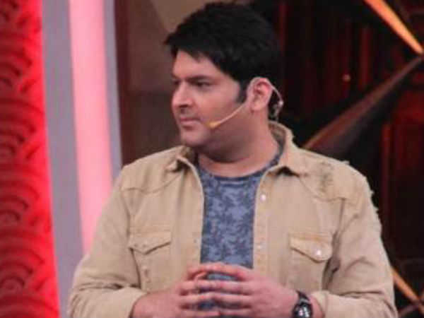 Kapil Didn't Arrive At The Set!