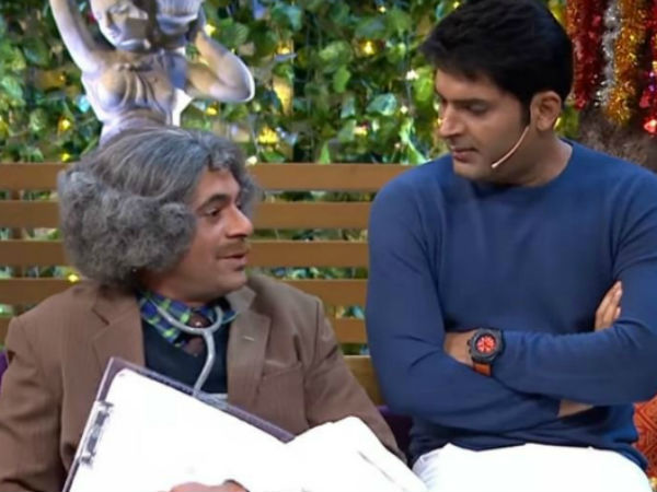Is Sunil REALLY Concerned About Kapil's Health?