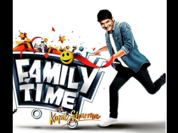 Family Time With Kapil Sharma On Air Date