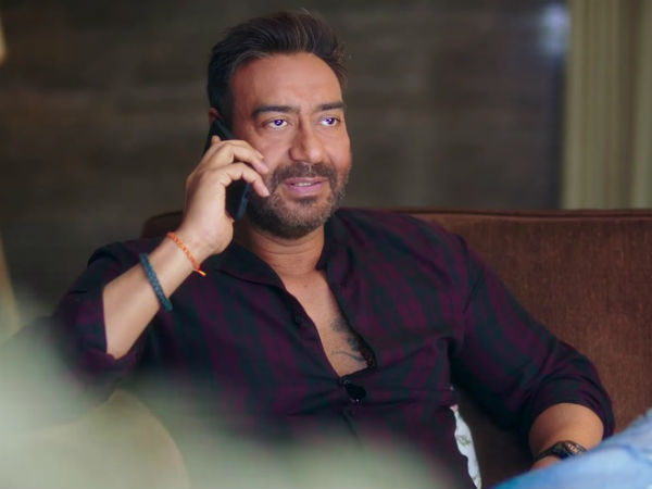 Ajay Has Perfect Reply For Kapil's Message!