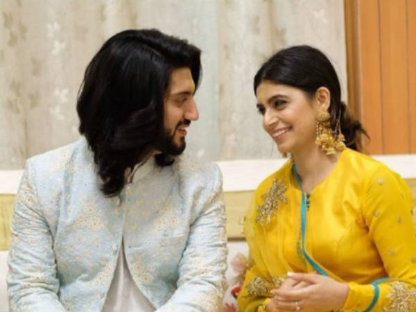 Kunal Jaisingh of 'Ishqbaaz' gets engaged to his girlfriend Bharati Kumar