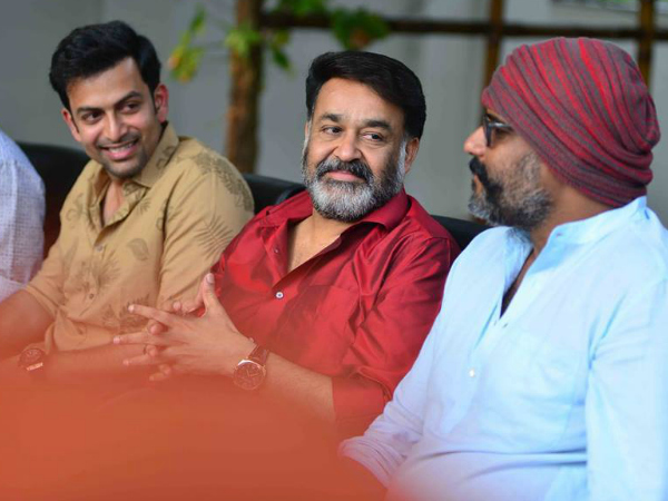 Mohanlal & Prithviraj's Lucifer To Begin In June?