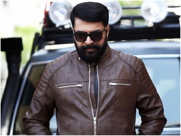 Mammootty's Character In The Movie..