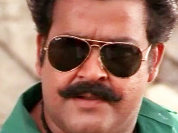 When Mohanlal Shared An Interesting Picture Filmibeat