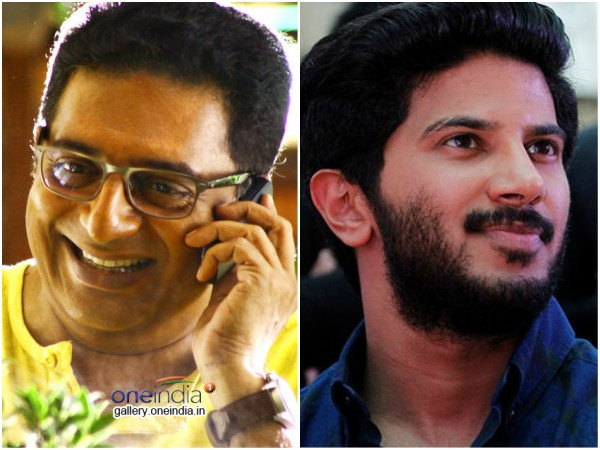 Prakash Raj & Dulquer Salmaan's Second Association
