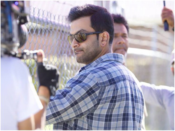 Prithviraj To Produce The Movie?