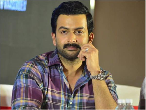 Prithviraj As A Scientist?
