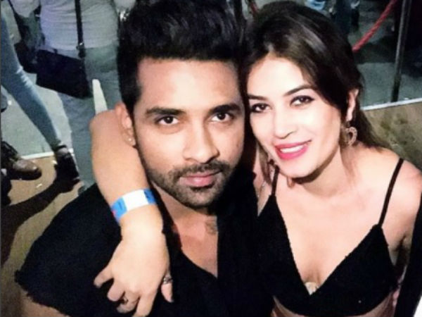 Bandgi Is Serious About Puneesh!