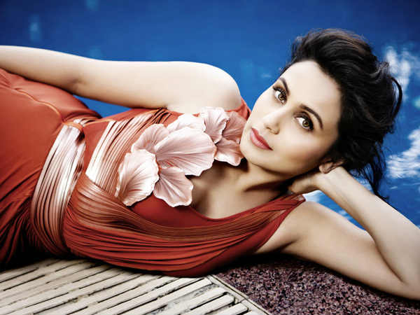 Rani Mukerji: We Are Actors & Not Models; We Have To First Do Justice To Who We Are On Screen!