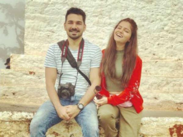Rubina Dilaik & Abhinav Shukla's Wedding Date Confirmed