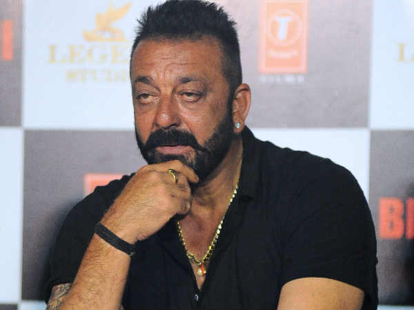 Sanjay Dutt Is Shocked