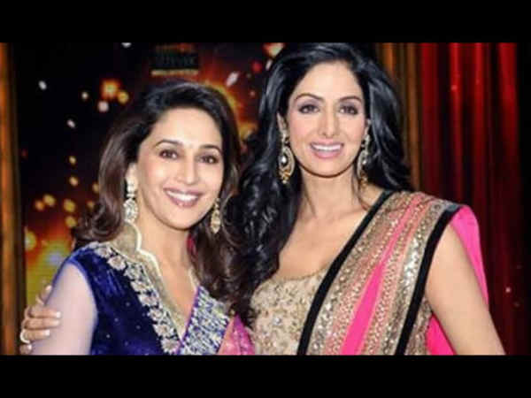 Madhuri Dixit to fill in for Sridevi in Karan Johar's next