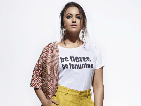 Sonakshi Sinha Stresses On Equality For All