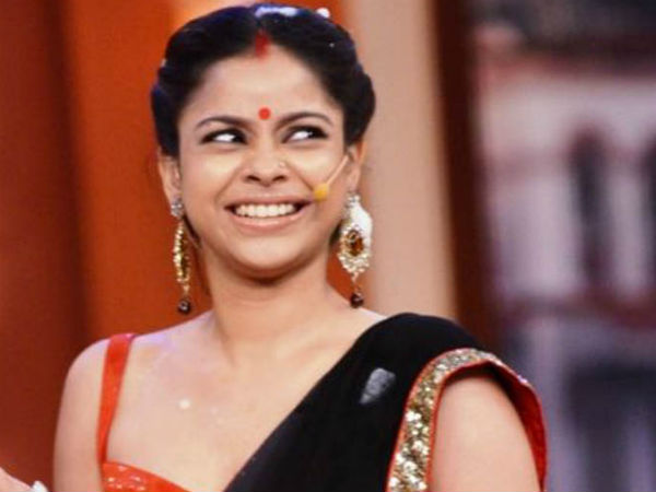 Sumona Chakravarti To Join Kapil's Team To Save The Show?