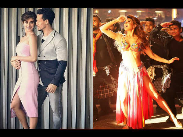 Baaghi 2: Tiger Shroff & Disha Patani React To Jacqueline's 'Ek Do Teen' Facing Backlash!