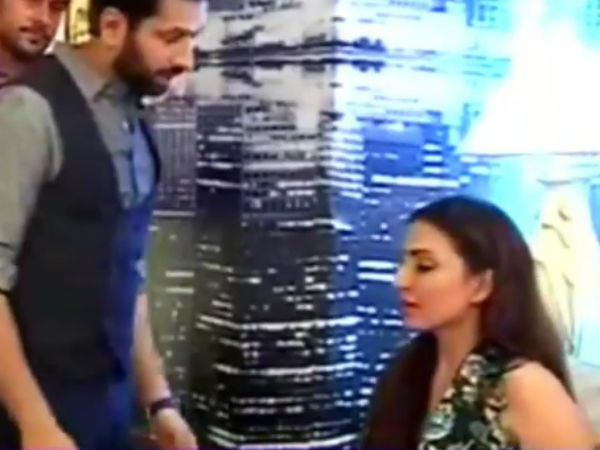 What Tia Wants To Tell Shivaay?