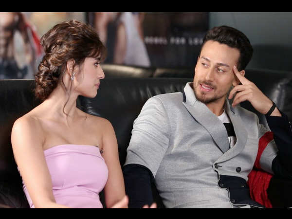 'Doing Romance With Disha Is Easy'