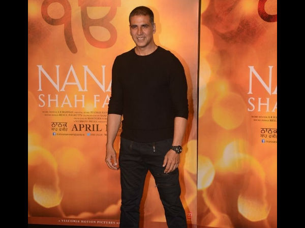 Akshay Kumar: Bringing Religion Into Politics Is Not Done