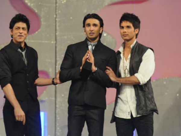 I & SRK Were Holding On To Ranveer