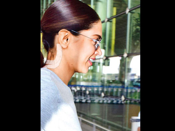 Deepika Is Also Undergoing Physiotherapy