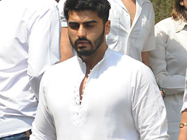 Coming Back To Arjun Kapoor..