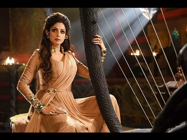 Sridevi Lost Cool When Asked About Undergoing Plastic Surgery ...