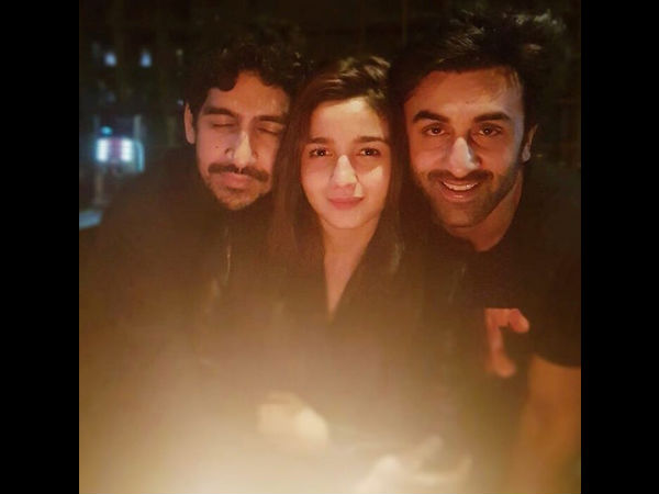 Recently, Alia Shared A Pic With Ranbir