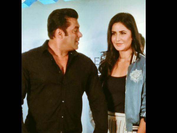 Salman-Katrina At The Press Conference