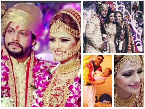 Ishqbaaz Actress Vividha Kirti Ties The Knot With Her Childhood Friend Varun! (Inside PICS)