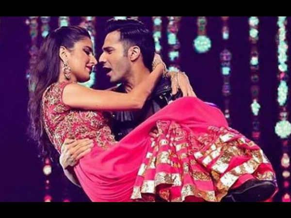 FOR THE FIRST TIME EVER! Varun Dhawan & Katrina Kaif To Star In 'India's Biggest Dance Film'