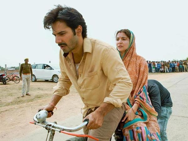 When Varun Dhawan took Anushka Sharma for the 'longest' cycle ride