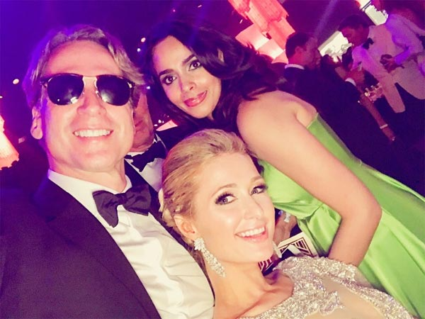 Mallika Sherawat With Paris Hilton