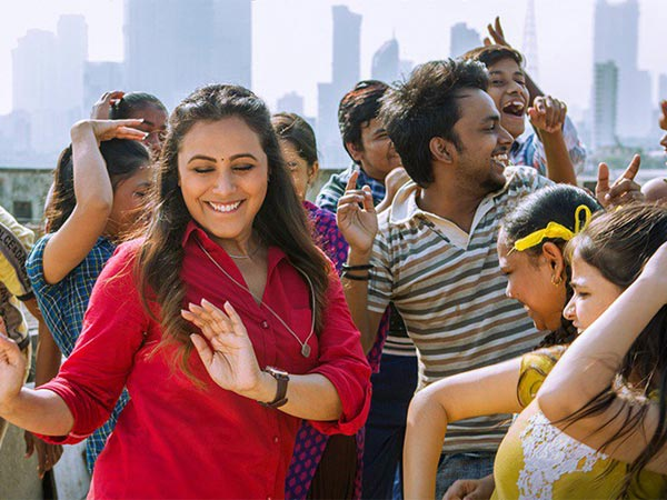 Rani Mukerji Reacts to CBSE Paper Leak