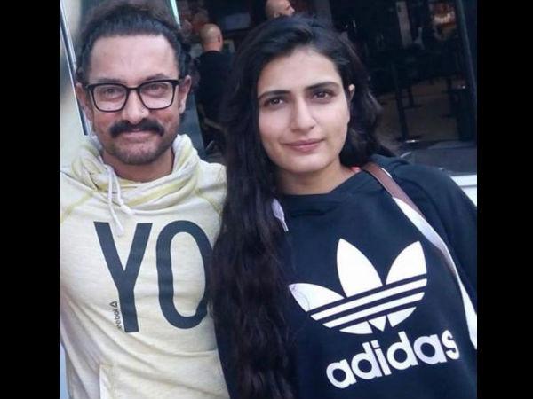 Will Fatima Sana Shaikh Star In The Film Too?