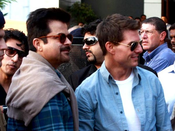 Tom Cruise Was Excited To Meet Anil Kapoor