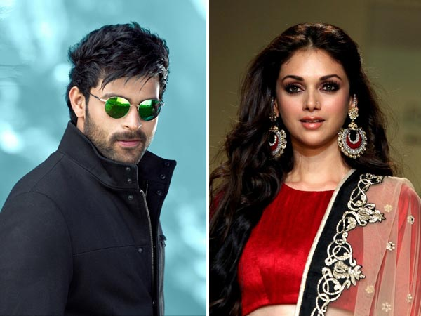Aditi Rao Hydari To Play The Leading Lady