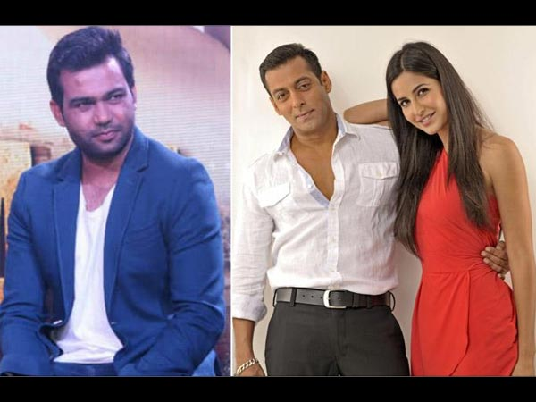 My First Ever Meeting With Salman Khan Was Through Katrina Kaif: Ali Abbas Zafar