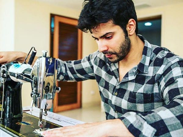 Actor Varun Dhawan injured on the sets!