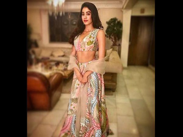 Birthday Girl Jhanvi Kapoor