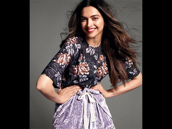 Deepika Thought Of Busting Some Calories