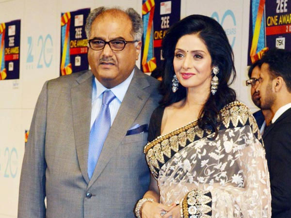 Sridevi Started Staying At My House