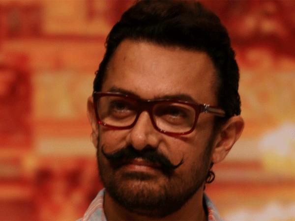 Aamir Khan As Lord Krishna